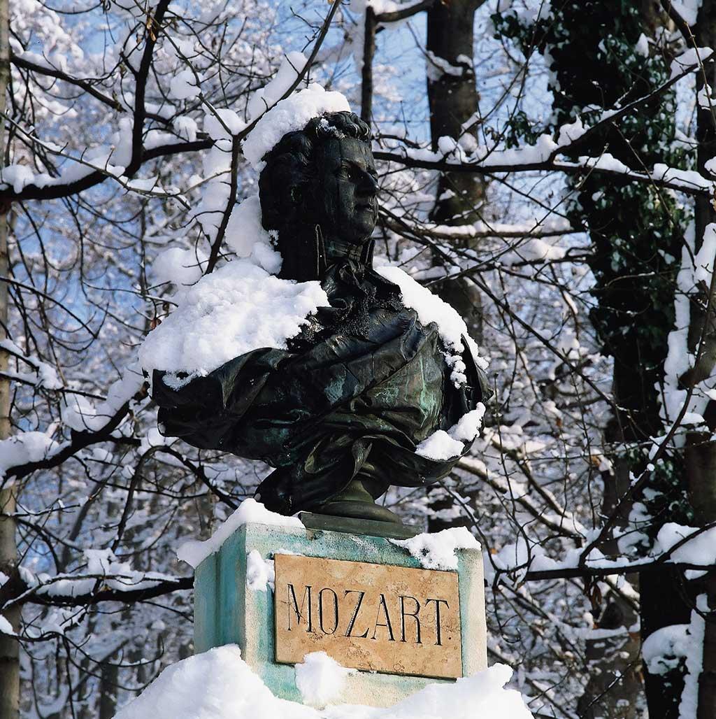 Mozartstatue