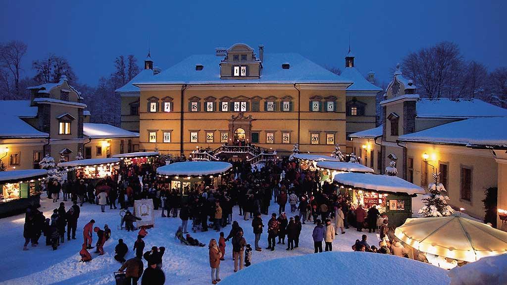 Hellbrunner Adventmarkt